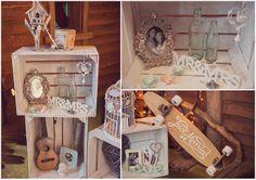Dalia and Neil's Handmade Treehouse Wedding. By Craig Goode