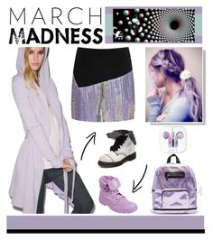 """""""March Madness: High Tops"""" by yours-styling-best-friend ❤ liked on Polyvore featuring Palladium, Groceries Apparel, Dr. Martens, Skinnydip, taos Footwear, Miista, Prabal Gurung and Paul Frank"""