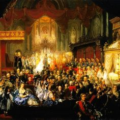 The baptism of the future King Carlos I of Portugal, Queen Victoria Family Tree, Portuguese Royal Family, His Travel, Van, In This Moment, Painting, Royals, Queens, Royal Family Pictures