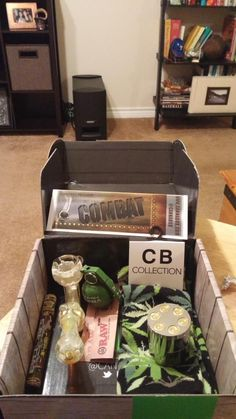 """This months @cannabox was on point #cannabox """