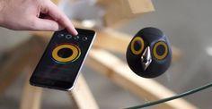 Security Camera Shaped Like a Bird – Fubiz Media