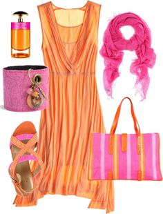 """""""Summer"""" by sil-cristalida on Polyvore"""