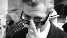 """Federico Fellini, """"8 e 1/2"""" (1963)."""