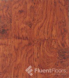 "Antique Tigerwood VF08 1/4"" x 5-3/4"" x 4' Vinyl Plank Flooring"