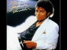 """Michael Jackson's 'Thriller' celebrates anniversary Ready to feel old? marks the anniversary of Michael Jackson's sixth studio album, """"Thriller. Michael Jackson Thriller, Michael Jackson 1983, Thriller Jackson, Michael Jackson Album Covers, Paul Mccartney, 80s Musik, Soundtrack, Thriller Album, Thriller Video"""