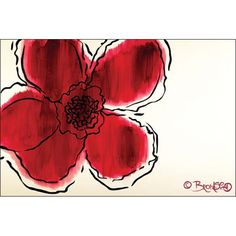 The Flower Without - Artwork by David Bromstad