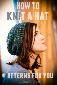 Knit hat patterns are some of the most popular patterns on AllFreeKnitting, and it's easy to see why. Not only are hats fun to knit, they're a great way to break up larger, more time-consuming projects like afghans or sweaters. Knit hat patterns are easily portable, perfect for stashing in your bag at a moment's notice. For all of these reasons, we've decided to round up every hat collection page on AllFreeKnitting and compile them into one huge master list for your knitting pleasure.