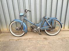 Rixe Delux 2 Bj 1956 in Endstadium