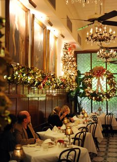 Ten Reveillon dinners for 2015 to put you firmly (and deliciously) in the holiday spirit.
