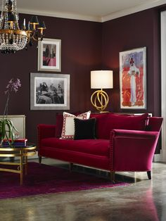 Lillian August Collection by Hickory White Furniture. Uptown Sophistication.