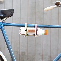 Cycling Bottle Holder by 24Bottles | MONOQI #bestofdesign