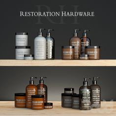 RH SOAP & LOTION COLLECTION