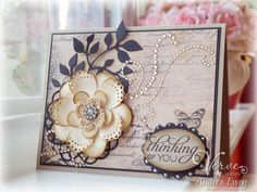 FS271...Thinking of You by AndreaEwen - Cards and Paper Crafts at Splitcoaststampers