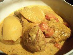 Le Canard Du Mékong : Poulet gà cà ri