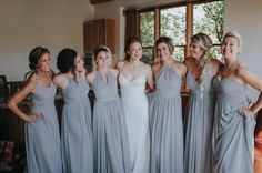 Shop Azazie Bridesmaid Dress - Cherish in Chiffon. Find the perfect made-to-order bridesmaid dresses for your bridal party in your favorite color, style and fabric at Azazie.