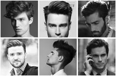 6 Hottest Hairstyles for Men 2017  - Hairstyles play a defining role in personality. They are equally important for men as well as women. Well, styles keep on changing with time. Every se... -   .