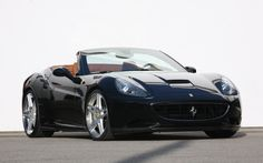 Novitec Rosso Ferrari California - even better than the original