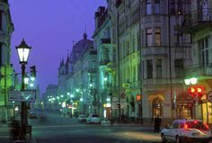 Łódź. can't wait to visit poland for the first time this summer.