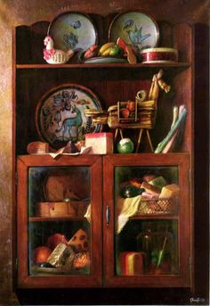 Vendedora de Flores, Armando Ahuatzi Latin Artists, Mexican Art, Types Of Art, Crow, Still Life, Deer, Art Photography, Artwork, Kitchen Cupboards