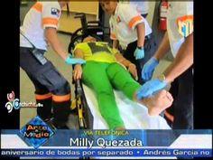 Milly Quezada habla de su estado actual de Salud con @WandaYsabel en @ArteyMedioRD #Video - Cachicha.com