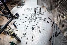 Exhibition design for Vienna Technical Museum by Bleed — Vienna, Austria