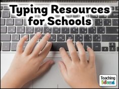 Do your children struggle with their typing? Try some of these fantastic online tools and apps in your classroom! Gcse Computer Science, Science Revision, Computer Lab, Teaching Schools, Teaching Ideas, Typing Competition, Simple Site, Safe Internet, Typing Games