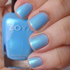 Painted Nubbs: Zoya Delight Collection Rayne