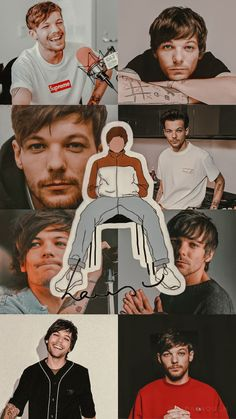 Beautiful One Direction, One Direction Photos, Zayn Malik Wallpaper, One Direction Lockscreen, Louis Tomlinsom, Louis Williams, Once In A Lifetime, Larry Stylinson, Picture Wall