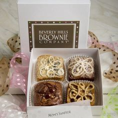 Signature Brownie Gift Packaging