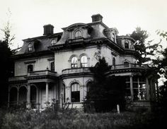 Boston #Massachusetts #house #1920s