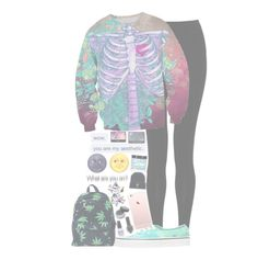 """""""//•champagne,cocaine, gasoline, and most things in between•\\"""" by my-happy-little-pill ❤ liked on Polyvore featuring M&S Collection, Chicnova Fashion, Vans, NARS Cosmetics and Manic Panic NYC"""