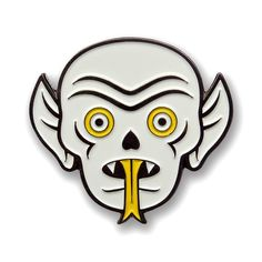 Image of DEATH LAPEL PIN!