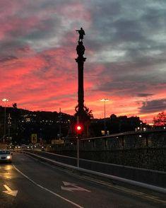 Columbus Monument Barcelona