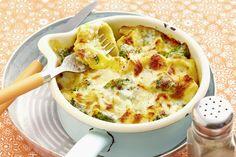 Vous cherchez une recette de souper vraiment facile? Ces tortellinis plairont à coup sûr à tous vos convives. Et il n'y a qu'une seule casserole à laver!
