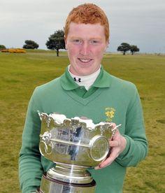 Gavin Moynihan - Irish Amateur Champion 2012