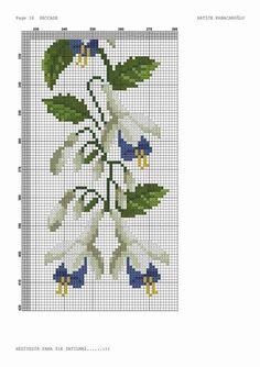 Cross Stitch Fairy, Cross Stitch Rose, Cross Stitch Flowers, Cross Stitch Patterns, Baby Hats Knitting, Bargello, Needlework, Kids Rugs, Embroidery