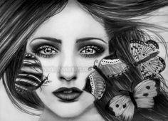 My butterflies by lihnida.deviantart.com on @deviantART