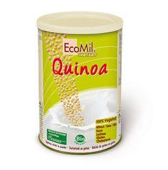 Quinoa Getränkepulver Instant - eine gesunde Milchalternative