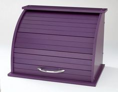 Roll-Top Breadbox