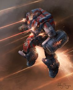 Battletech - Usling Assault by Shimmering-Sword on deviantART