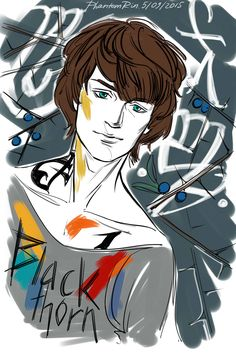 "Jules(""the Dark Artifices"" by Cassandra Clare)"