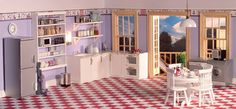 Southerly views | Dolls' House Room Displays.... ... ... -18..21 qw