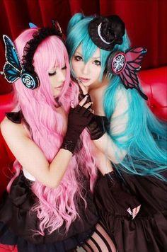 #Hatsune Miku #cosplay