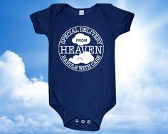 Special Delivery From Heaven  Handle with by SevenMilesPerSecond, $17.90