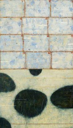 Diana Gonzalez Gandolfi, Untitled, encaustic