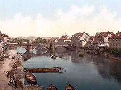 Fulda, (West) Germany where I was born.