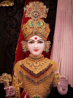 Shri Ghanshyam Maharaj, Godhra, India   God's love never ...