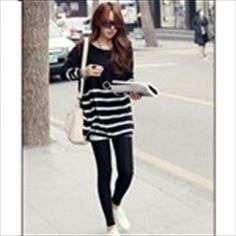 Stylish Striped Knitwear Knitted Sweater Knitting Shirt with Long Sleeve & Round Neck for Woman Lady http://www.sbox2u.com/stylish-striped-knitwear-knitted-sweater-knitting-shirt-with-long-sleeve-round-neck-for-woman-lady_p59666982