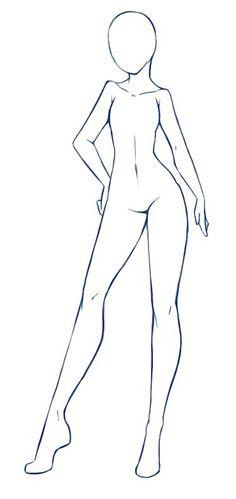 Anime Girl Body Sketch Poses Max Installer