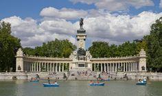 MADRID / PARC - RETIRO Plaza de la Independencia, 7, 28001 Madrid, Espagne